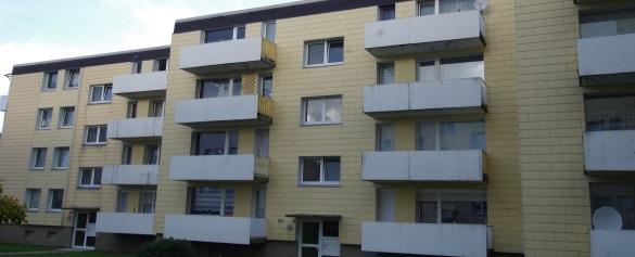 Donnerstag, 11. April 2019<br /> Eigentumswohnung - Marienheide
