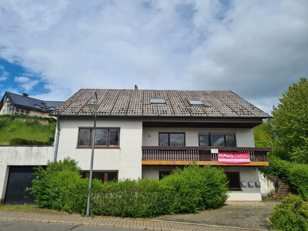 Montag, 05. Juli 2021<br>Dreifamilienhaus- Baustert<br>&nbsp;
