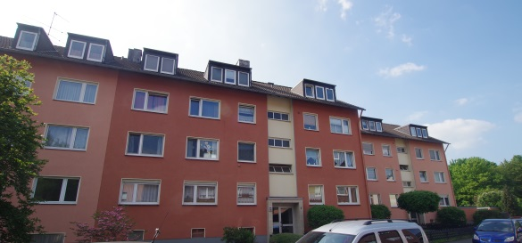 Oberhausen &nbsp;- EtW - Verkauft<br>&nbsp;