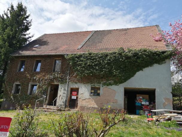 Hahnweiler - Bauernhaus - Verkauft<br>&nbsp;