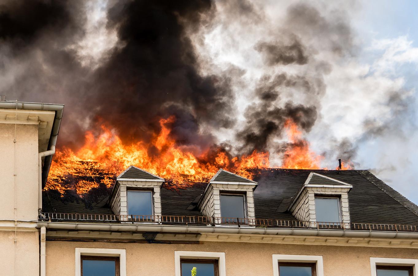 Brandschäden