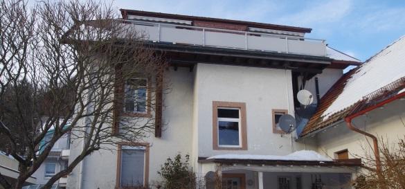 Donnerstag, 28. März 2019<br /> Mehrfamilienhaus - Todtnau
